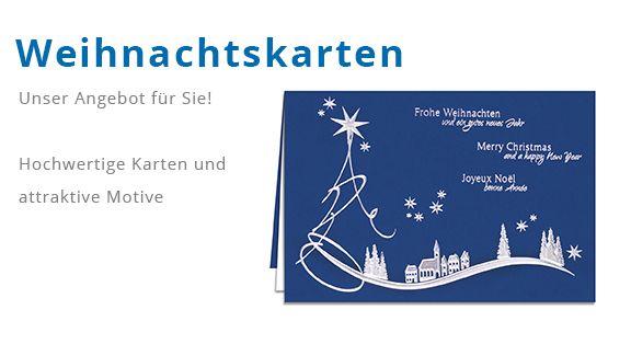 Hochwertige Weihnachtskarten.Gute Karten Shop Der Lebenshilfe